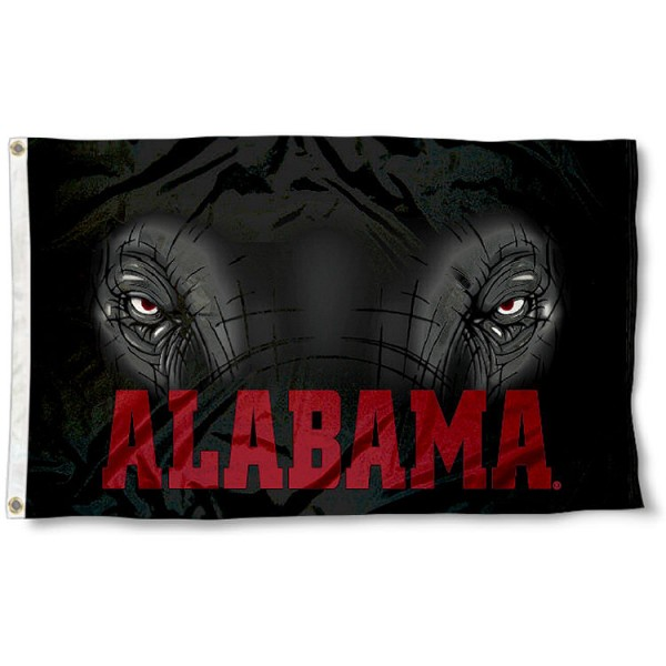 Alabama Crimson Tide Roll Tide Flag