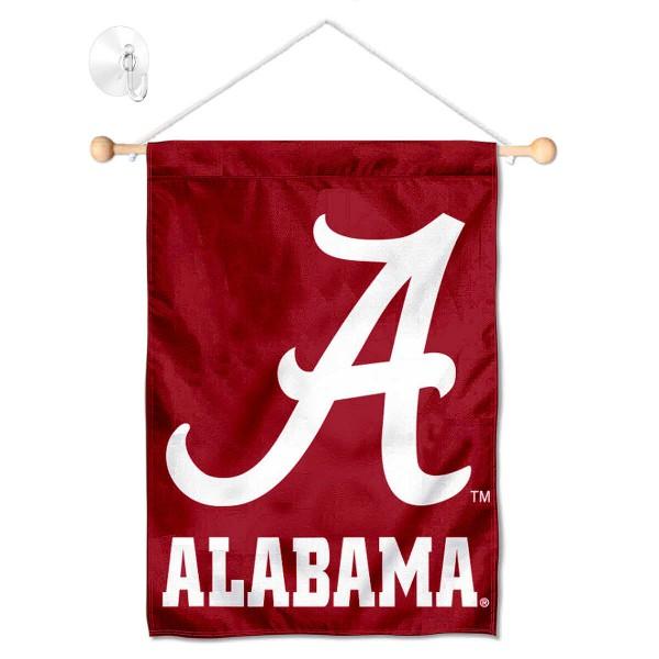 Alabama Crimson Tide Small Wall and Window Banner