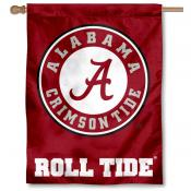 Alabama Roll Tide House Flag