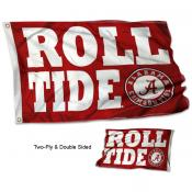 Alabama Roll Tide Stadium Flag