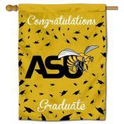 Alabama State Hornets Graduation Banner