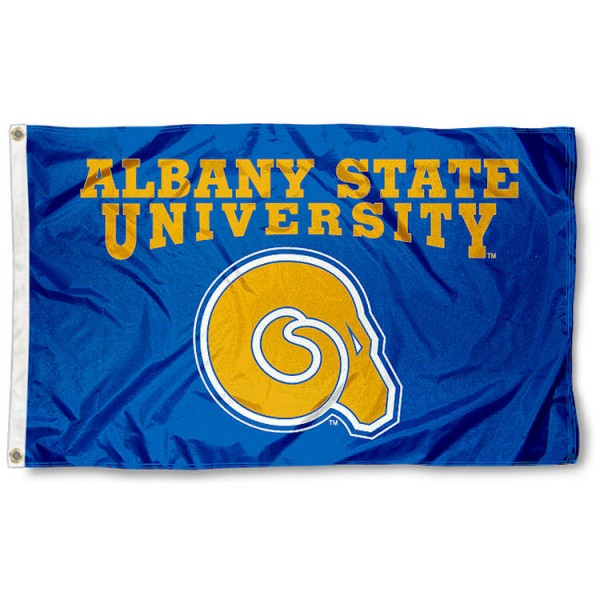 Albany State Flag