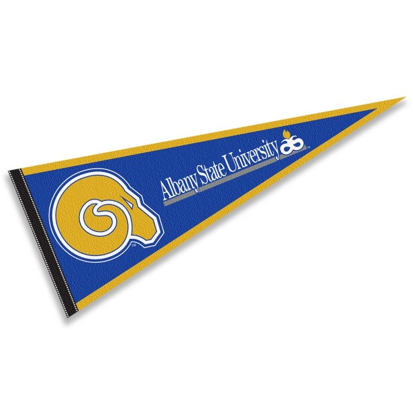 Albany State Golden Rams Pennant