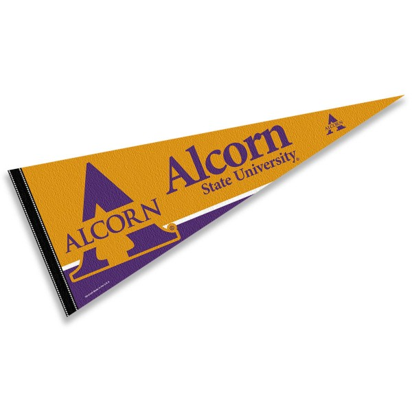 Alcorn State University Braves Pennant