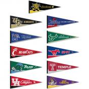 American Athletic Conference Pennant Set