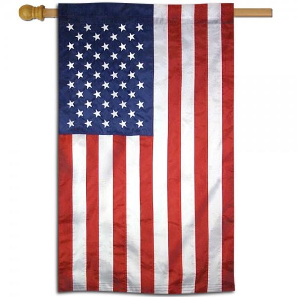 American USA House Banner