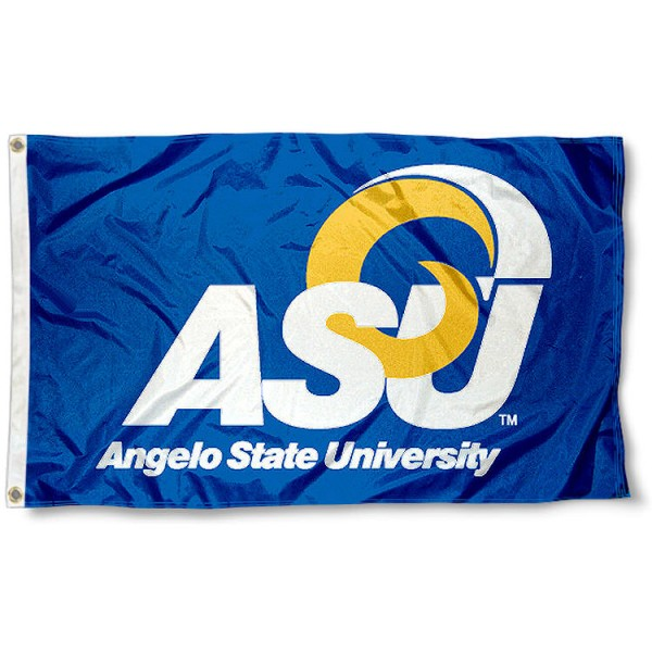 Angelo State Rams Flag