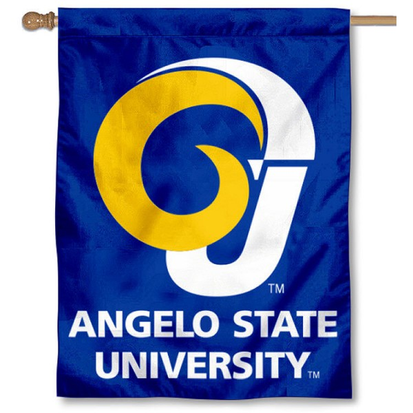 Angelo State University House Flag