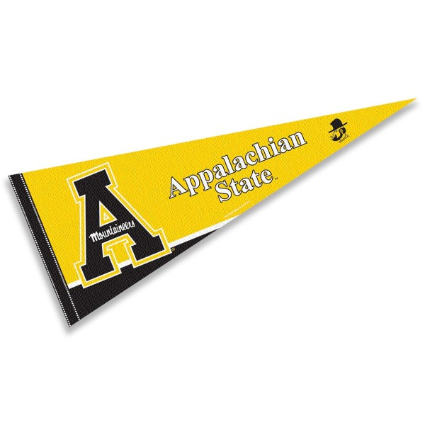App State Mountaineers Pennant