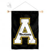App State Mountaineers Small Wall and Window Banner