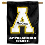 App State Moutaineers House Flag
