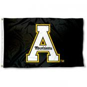 Appalachian State Black Flag