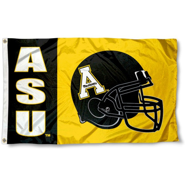 Appalachian State Football Flag