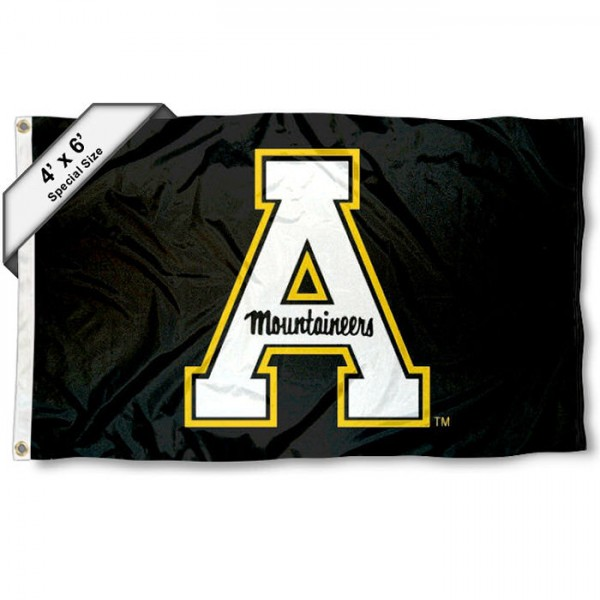 Appalachian State Mountaineers 4'x6' Flag