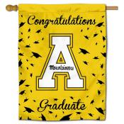 Appalachian State Mountaineers Graduation Banner