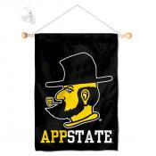 Appalachian State Mountaineers Small Wall and Window Banner