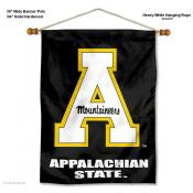 Appalachian State Mountaineers Wall Hanging