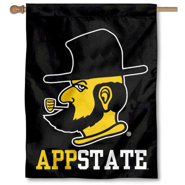 Appalachian State Mountaineers Yosef House Flag