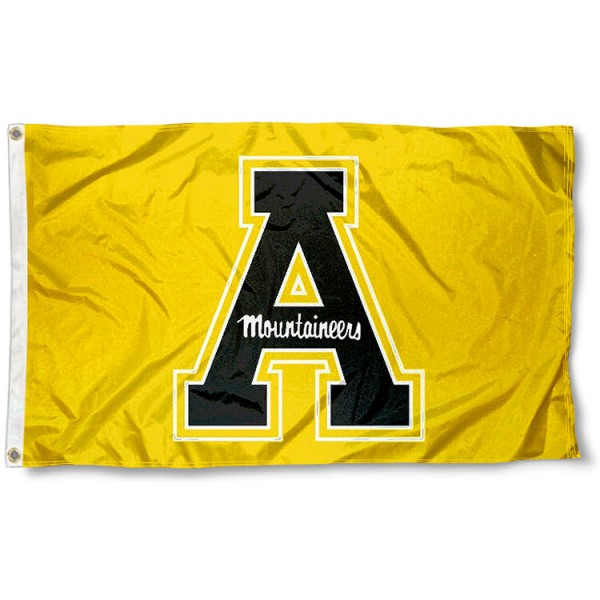 Appalachian State University A Gold Flag