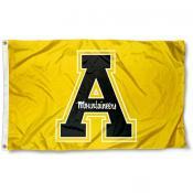 Appalachian State University A Gold Flag