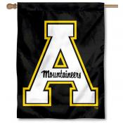 Appalachian State University Logo House Flag