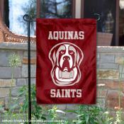 Aquinas Saints Double Sided Garden Flag