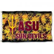Arizona State Sun Devils Flag