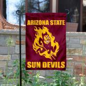 Arizona State Sun Devils Garden Flag