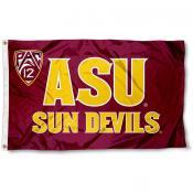 Arizona State Sun Devils Pac 12 Flag