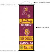 Arizona State Sun Devils Wall Banner and Door Scroll