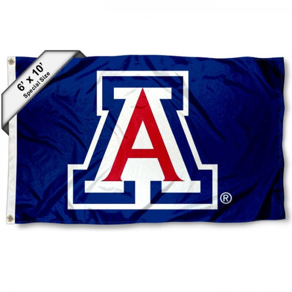 Arizona Wildcats 6x10 Foot Flag