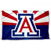 Arizona Wildcats Arizona State Design Flag