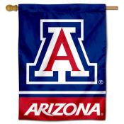 Arizona Wildcats Blue House Flag
