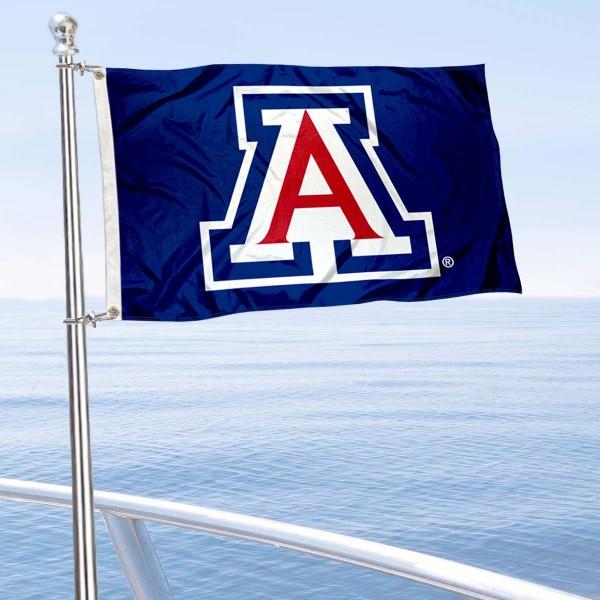 Arizona Wildcats Boat Flag