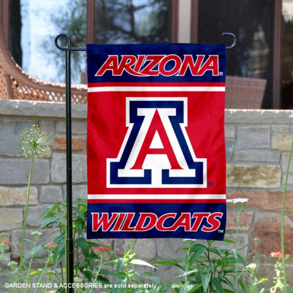 Arizona Wildcats Garden Flag