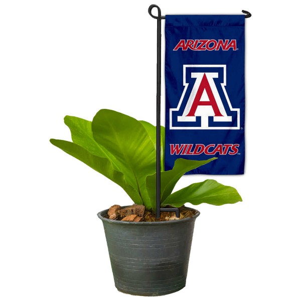 Arizona Wildcats Mini Garden Flag and Table Topper