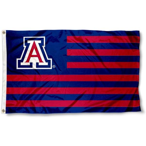 Arizona Wildcats Nation Flag