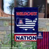 Arizona Wildcats Nation Garden Flag