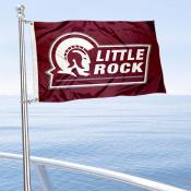 Arkansas Little Rock Trojans Boat Flag