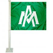 Arkansas Monticello Weevils Car Flag