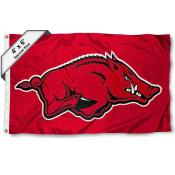 Arkansas Razorbacks 4'x6' Flag