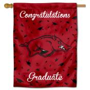 Arkansas Razorbacks Graduation Banner