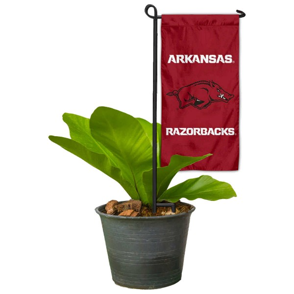 Arkansas Razorbacks Mini Garden Flag and Table Topper