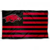 Arkansas Razorbacks Nation Flag