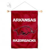 Arkansas Razorbacks Small Wall and Window Banner