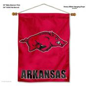 Arkansas Razorbacks Wall Hanging
