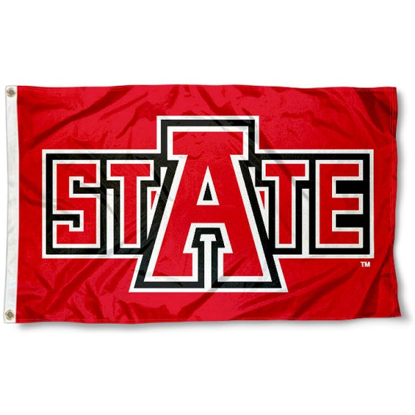 Arkansas State A STATE Flag