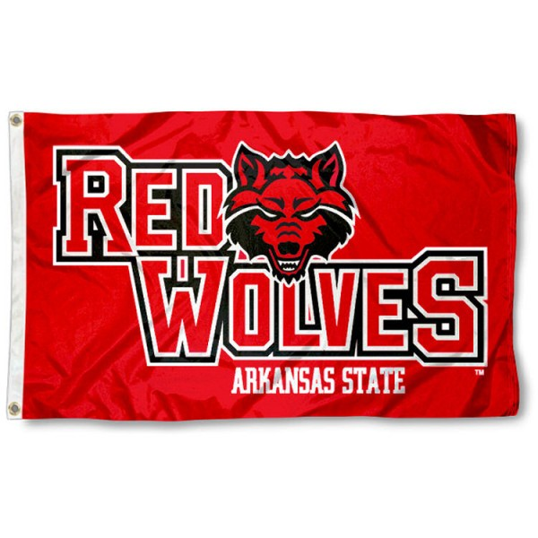 Arkansas State University Flag