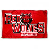 Arkansas State University Flag