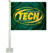 Arkansas Tech University Car Flag